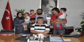Recep Tayyip Ve Erdoğan'a 100'er Lira Harçlık