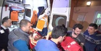 Yaralı Suriyeli İzmir'e Geldi