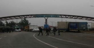 Suriye'ye Açılan Tüm Kapılar Kapatıldı