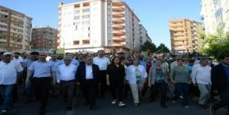 Canlı Bomba Saldırısına Diyarbakır'dan Tepki