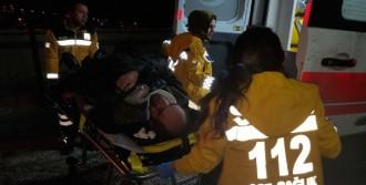 Sivas'ta Kaza: 9 Yaralı