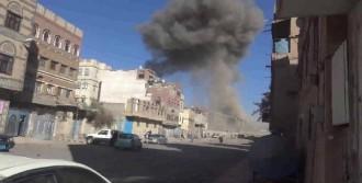 Yemen Saldırısından İlk Görüntüler