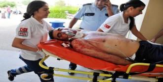 İntihara Kalkışan Polis Ağır Yaralı