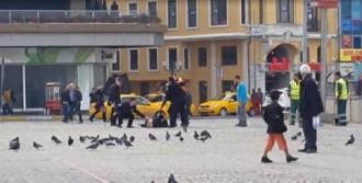 Meydanda Öldüresiye Dayak