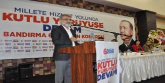 Taner Yıldız: Türkiye, Ambargoyu Delmedi