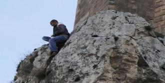 Tarihi Kalede İntihar Girişimi