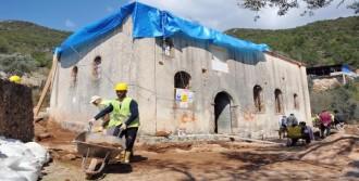 Tarihi Kilise 142 Yıl Sonra Restore Ediliyor