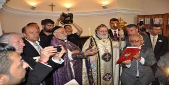 Tarihi Kilisede Yıllar Sonra İlk Nikah