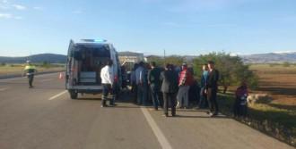 Elazığ'da Kaza: 9 Yaralı