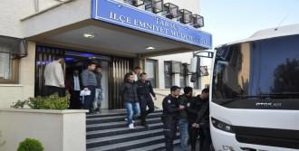 Tarsus'ta 3 YDG-H'li Tutuklandı