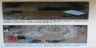 Tatvan'da Cephanelik Ele Geçirildi