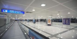 Havalimanlarını Vestel Aydınlatıyor