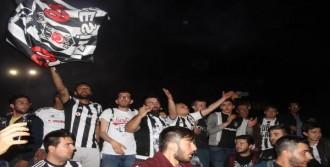 Tavşanlı'da Beşiktaş'ın Şampiyonluk Kutlaması
