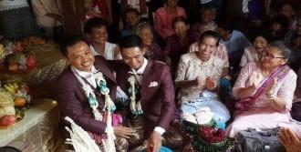 Tayland'da Başlık Parasıyla Eşcinsel Evlilik