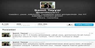 Tayyar: 'Erdoğan Diktatör Olsa Taksim Dersim Olurdu'