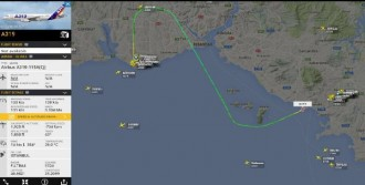 TC-Ana Uçağı Atatürk Havalimanı'ndan Kalktı