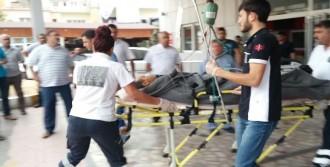 Mühendisler Mayına Bastı: 2 Yaralı