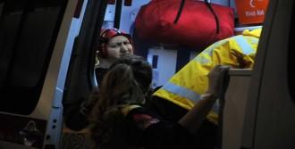 TEM'de Zincirleme Kaza: 6 Yaralı