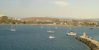 Teos Marina'dan Cumhuriyet'e Yelken