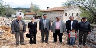 Sarıhacılar Köyünde Turizm