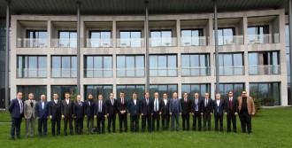 PTT 1. Lig Kulüp Başkanları İle Buluştu