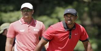 Tiger Woods'lu Turnuva Başladı