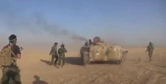 Tikrit'i IŞİD'ten Temizleme Operasyonu