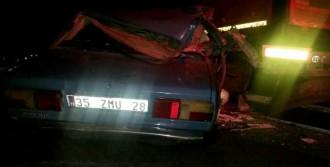Bayındır'da Kaza: 1 Ölü