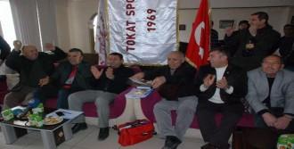 Tokatspor'da G.Saray Sevinci