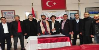 Tokatspor'da İzzet Sansar Başkan Seçildi
