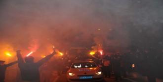Tokat'ta Galatasaray Coşkusu, Drogba Üzüntüsü