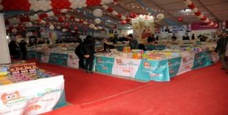 Tokat'ta Kitap Fuarı Açıldı