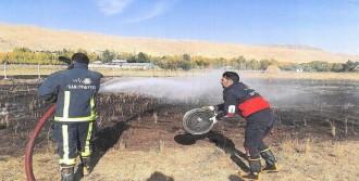 Biriken Metan Gazı, Yangına Neden Oldu