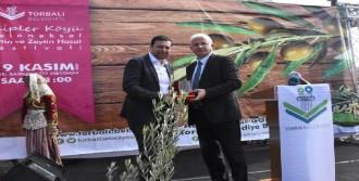 Torbalı'da Hasat Festivali Yapıldı