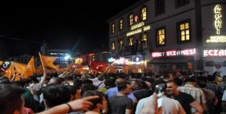 Trabzon'da Hükümete Destek