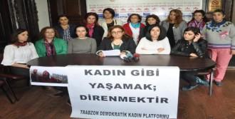 Kadınlardan Hacıosmanoğlu'na Tepki