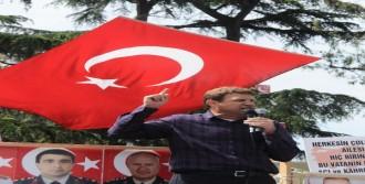 Trabzon'da 'Sessiz Çığlık' Eylemi