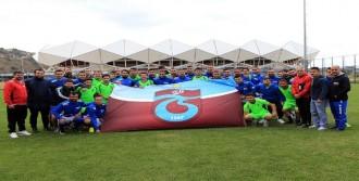 Filistinli Futbolcular Trabzonspor'da