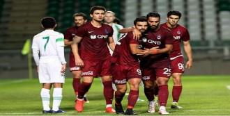 Trabzonspor Hazırlık Maçında Galip