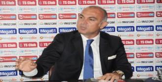 Trabzonspor Yönetiminde Kadro Dışı Çatlağı