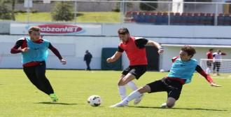 Trabzonspor'da Galatasaray Hazırlıkları Sürüyor
