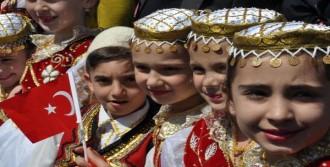 Trakya'da 23 Nisan Çocuk Bayramı Coşkusu