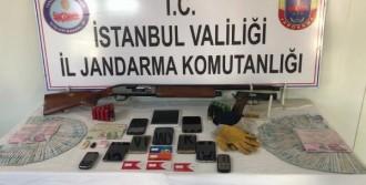 36 Farklı Hırsızlık  Şebekesi Çökertildi