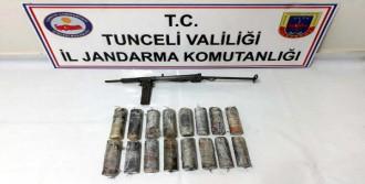 Tunceli'de 16 Adet El Yapımı Patlayıcı Bulundu