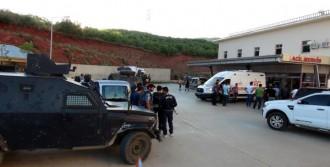 Tunceli'de Mayın Patlaması