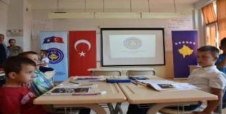 Kosova'da İlköğretim Okuluna Destek