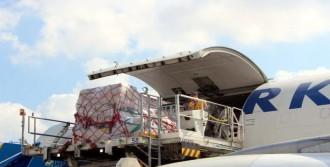 Türk Kızılayı Gazze'ye İlaç ve Yardım Malzemesi Gönderdi