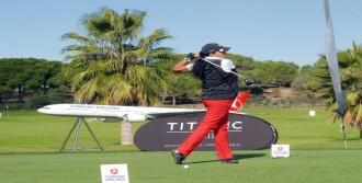 Turkish Airlines World Golf Cup Başladı