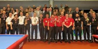 Türkiye Bilardo Ligi Şampiyonu Gaziantepspor
