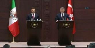 Türkiye İle Meksika'dan Tarihi Adım